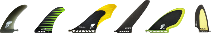 single fin paddle surf