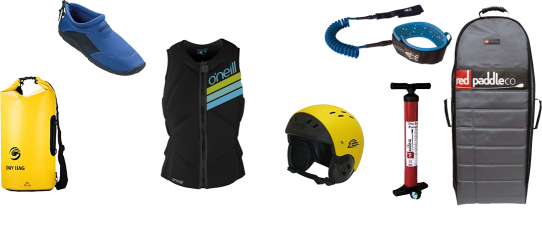Accesorios para Paddle Surf