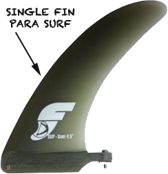 sup olas single fin
