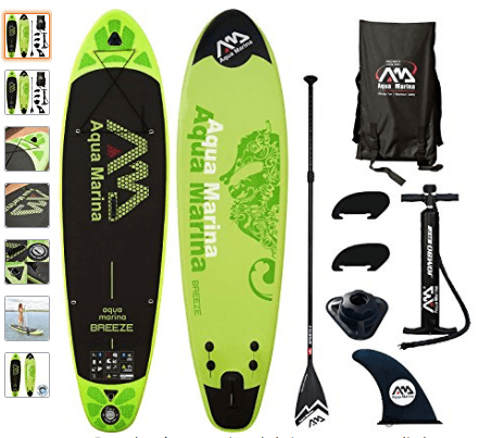 aquamarine breeze paddle surf barato