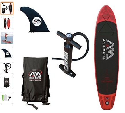 aquamarina monster paddle surf