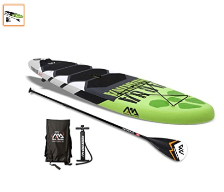 aquamarina thrive paddle surf