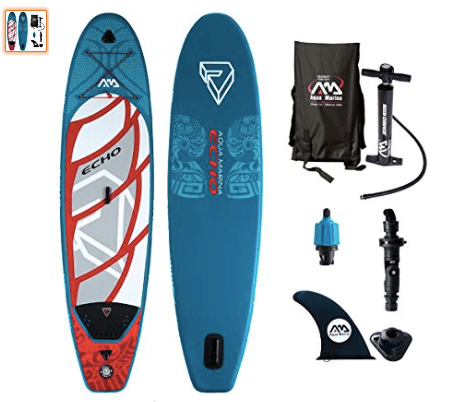echo aquamarina paddle surf barato