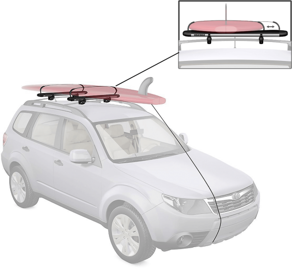 transportar tabla de paddle surf