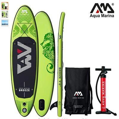 aqua marina breeze paddle surf barato