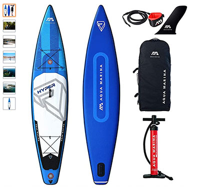 aquamarina paddle surf hyper touring 12'6""