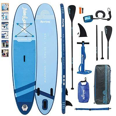 aquaplanet paddle surf hinchable barato
