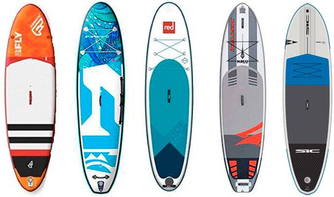 mejores marcas de paddle surf hinchable allround