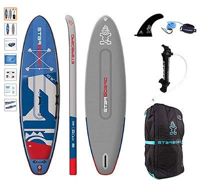 starboard deluxe double chamber mejor marca paddle surf