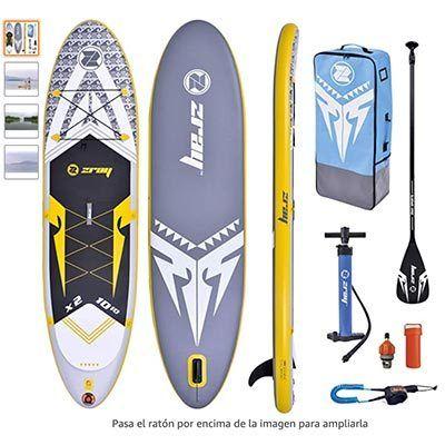 tabla paddle surf hinchable zray x2